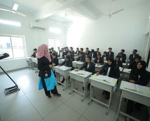Leaders College B.Com & MBA